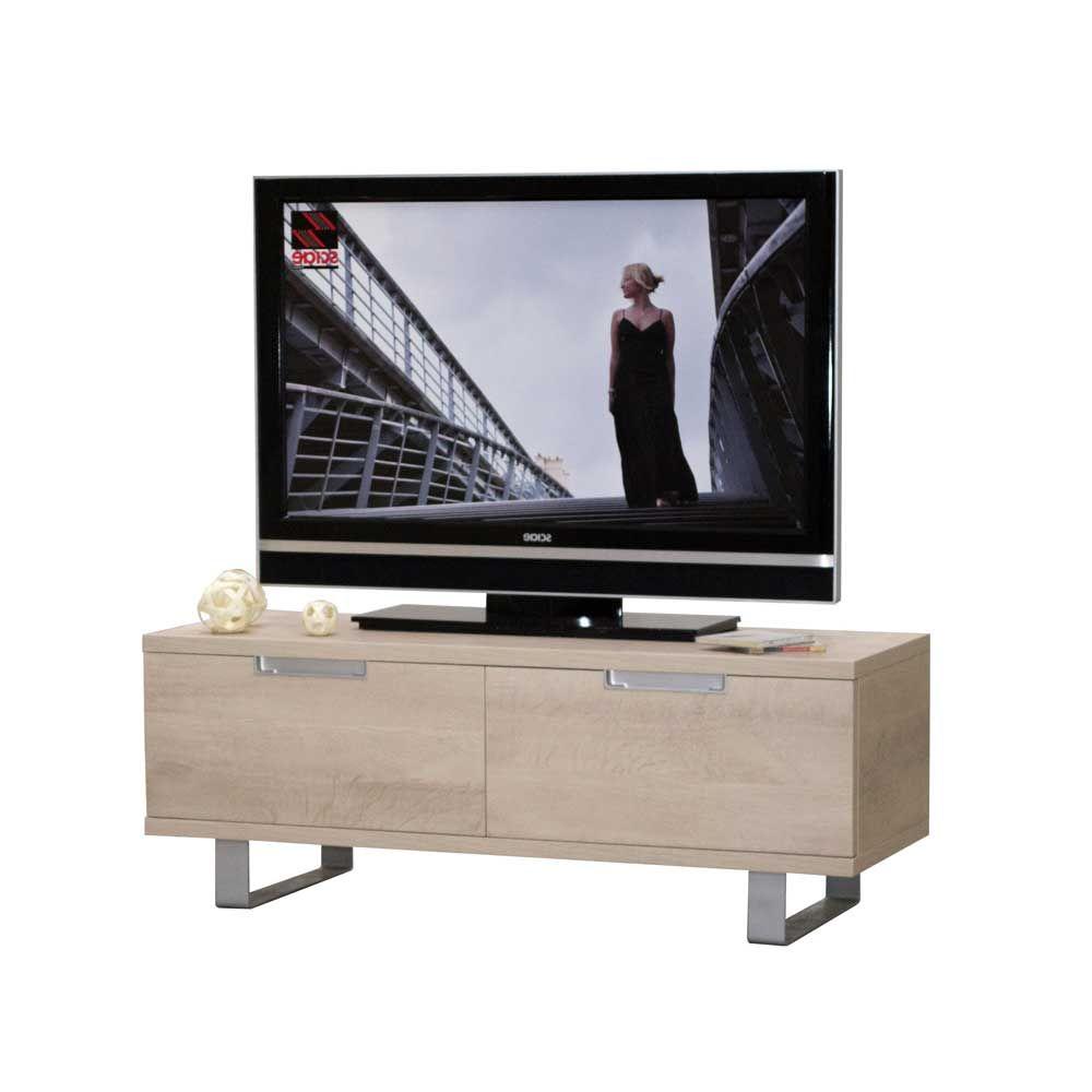 TV Unterschrank In Eiche Hell 120 Cm Jetzt Bestellen Unter Moebel