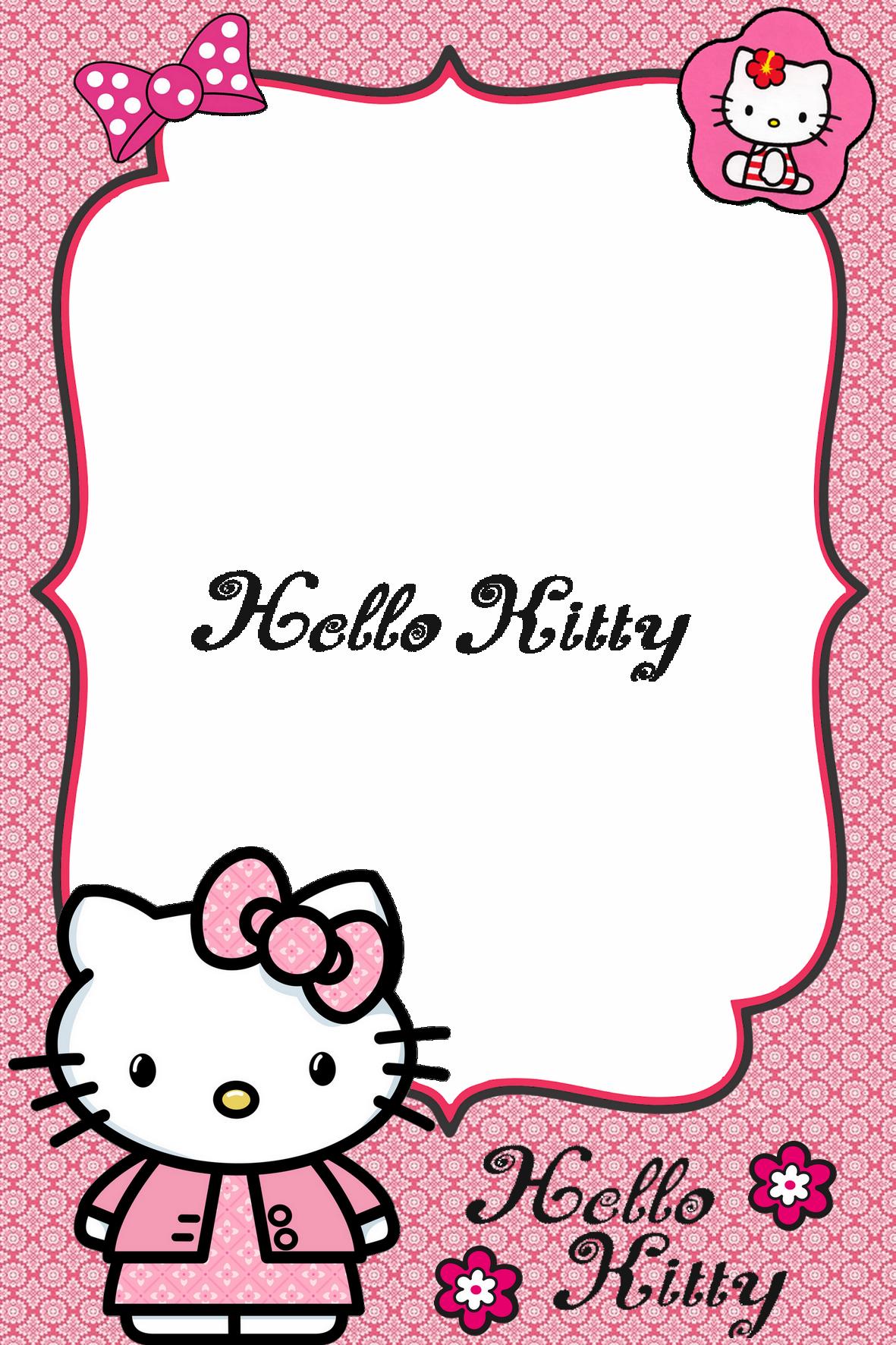 Frame For Children Png Hello Kitty Wallpaper Hello Kitty Photos Hello Kitty Backgrounds
