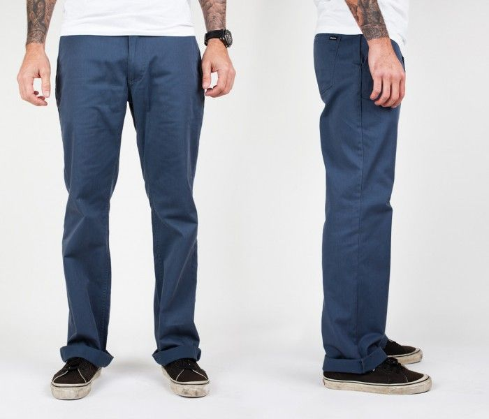 Post Pant - Pants - Mens - Products   BRIXTON Apparel, Headwear, & Accessories