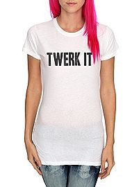 HOTTOPIC.COM - Twerk It Girls T-Shirt