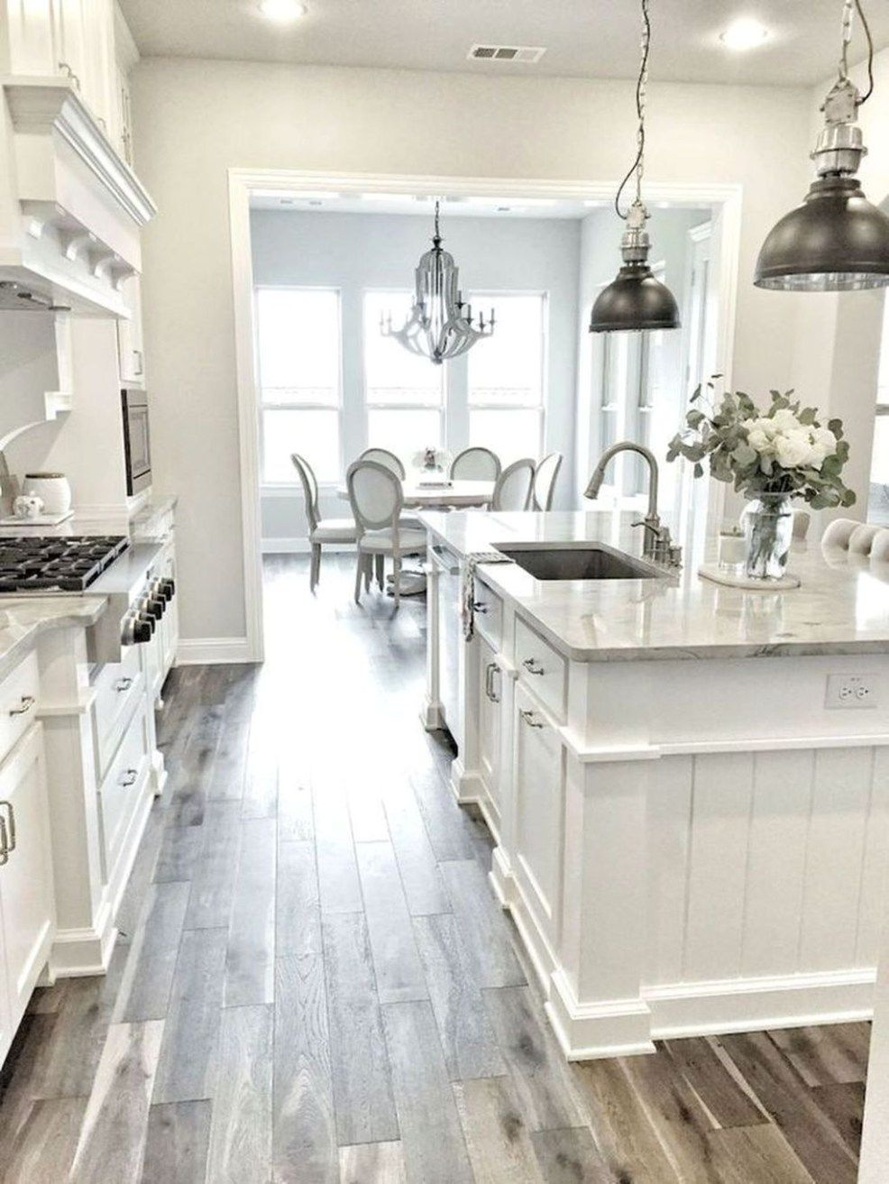 The Best White Kitchen Cabinet Design Ideas To Improve Your 06