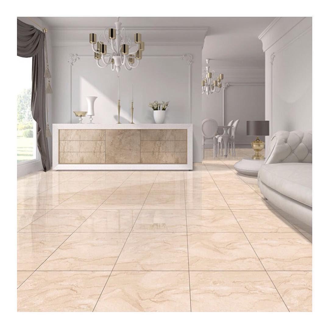 Terra Forte Tiles Nigeria On Instagram Our Duero Range 45 45 Floor Tiles This Picture Shows The Duero Crema Used To Interior Styling Tile Design Tile Floor