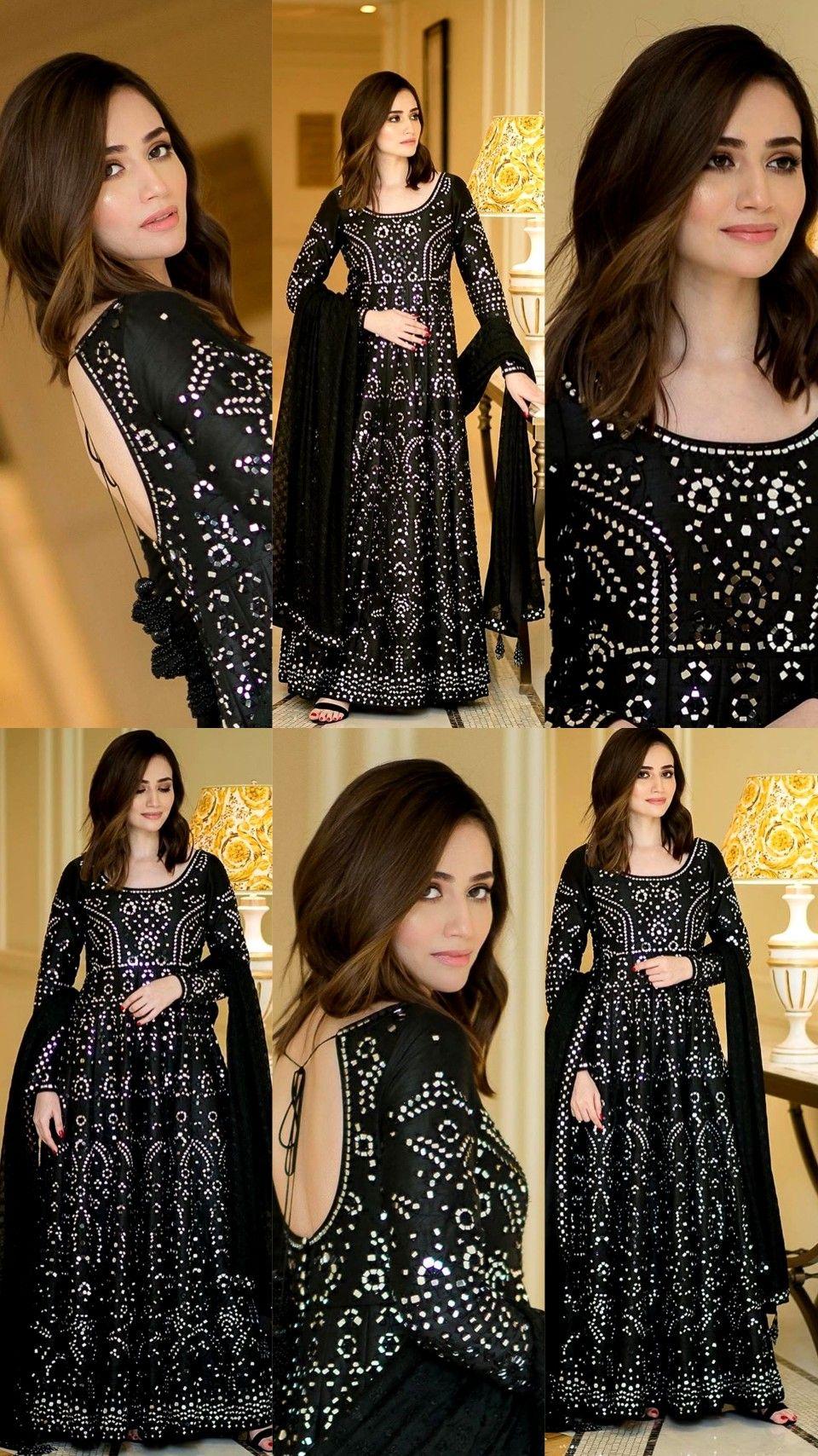 Pin By Zai Noor On Sana Javed Guriya In 2020 Stylish Party Dresses Girls Fashion Clothes Stylish Short Dresses