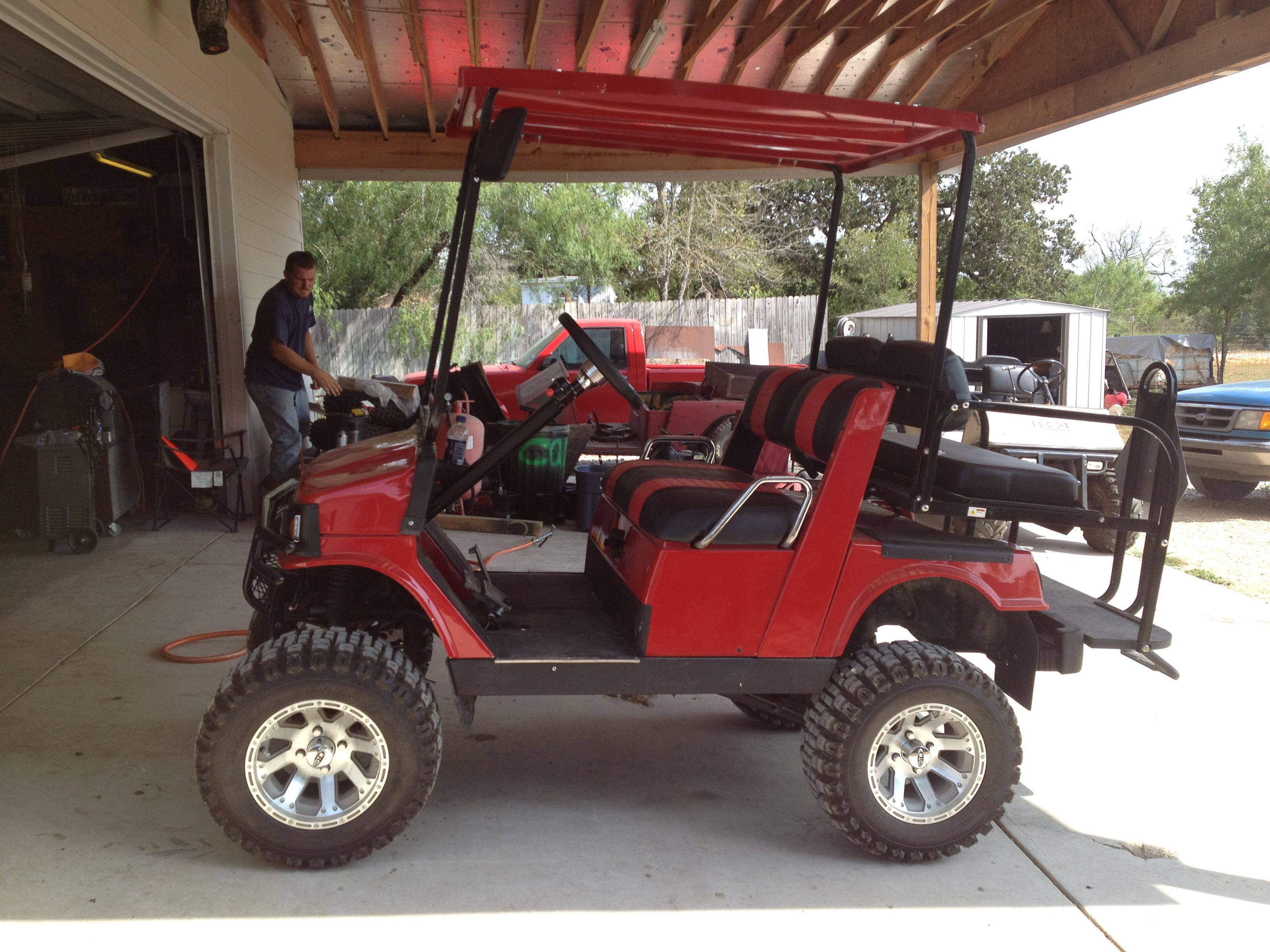 yamaha golf cart parts. yamaha g9 friese customs style golf cart parts