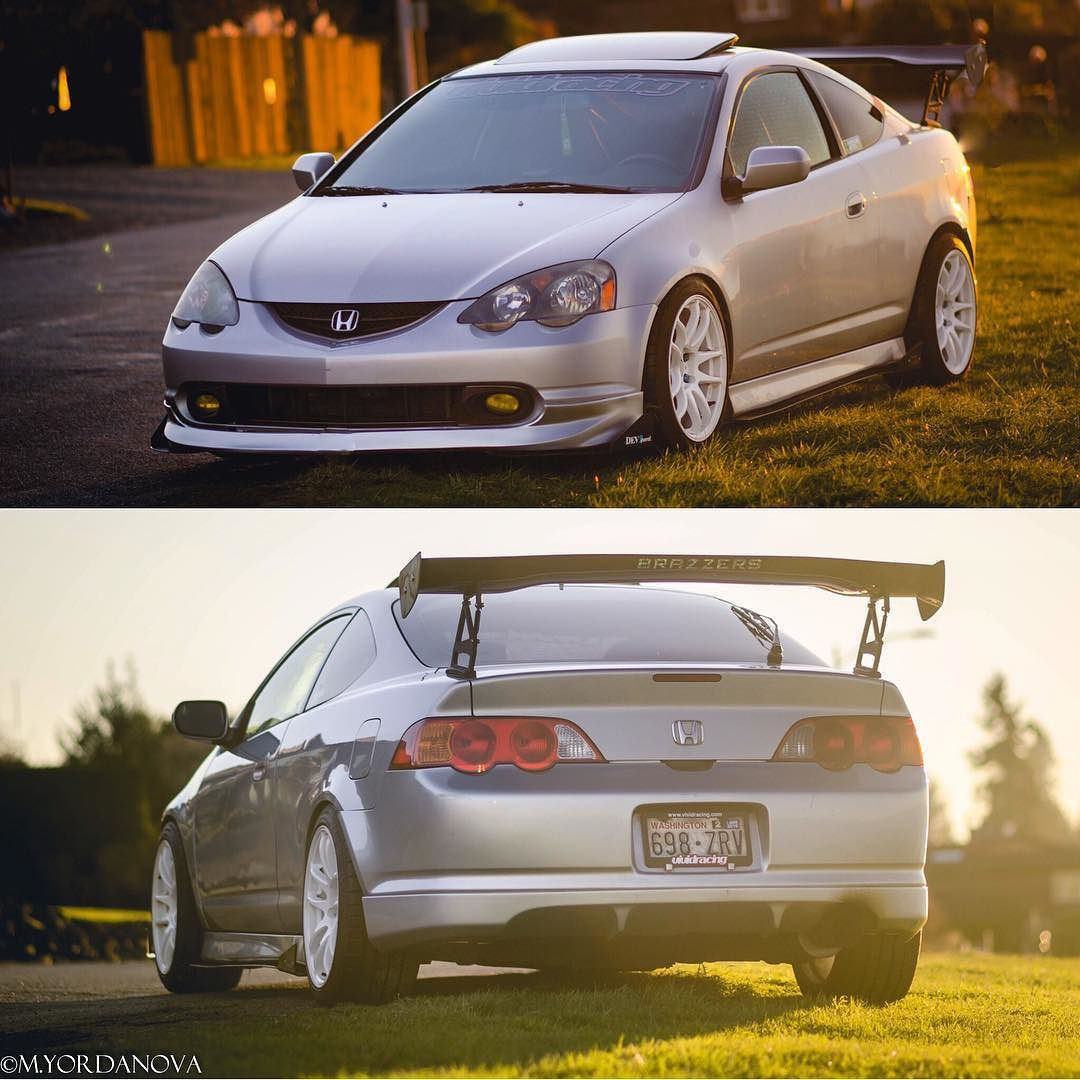 Customer's Clean Acura RSX Featuring Fortune Auto