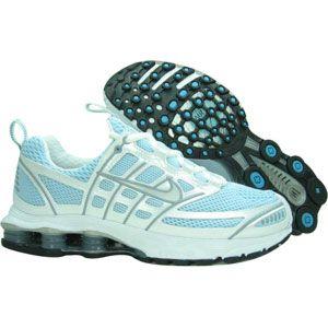 feffb21030e Nike Womens Shox 2 40 (sky blue   metallic silver   silver   cayman)  311937-401 -  89.99