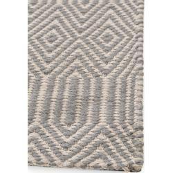 Photo of benuta Naturals Flachgewebeteppich Sloan Grau 200×300 cm – Moderner Teppich für Wohnzimmerbenuta.de