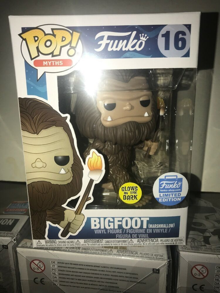 Funko POP! Bigfoot w/ Glow in the Dark Marshmallow Stick - Funko Shop Exclusive  #afflink When you click on links to various merchants on this site and make a purchase this can result in this site earning a commission. Affiliate programs and affiliations include but are not limited to the eBay Partner Network. #marshmallowsticks Funko POP! Bigfoot w/ Glow in the Dark Marshmallow Stick - Funko Shop Exclusive  #afflink When you click on links to various merchants on this site and make a purchase t #marshmallowsticks
