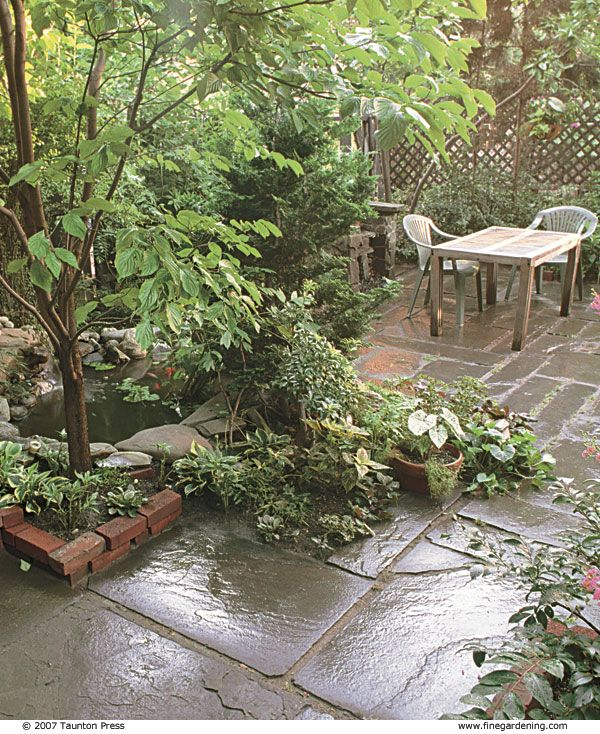 Expansive Solutions For Small Gardens (With Images