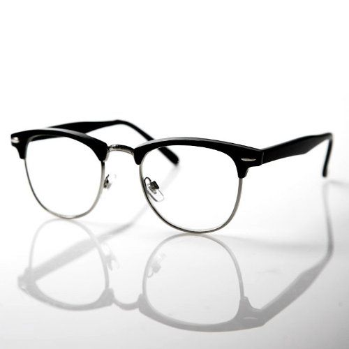 Ray Ban Half Frame Glasses