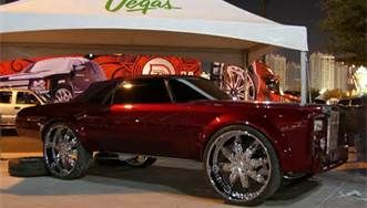 Cars On 30 Inch Rims Bing Images