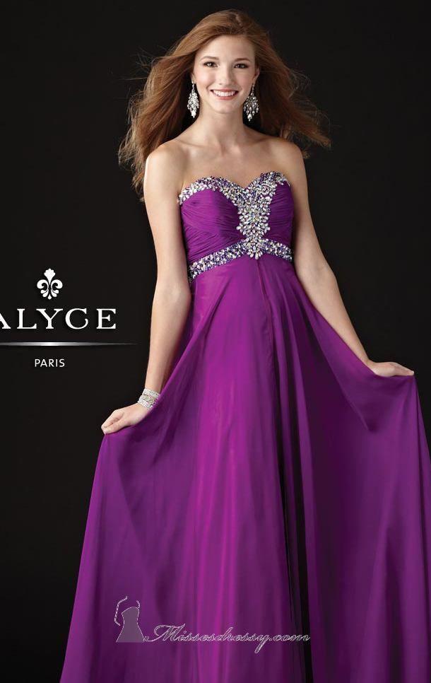 Alyce Paris 6925 | Fall 2012 | Alyce Prom | Pinterest