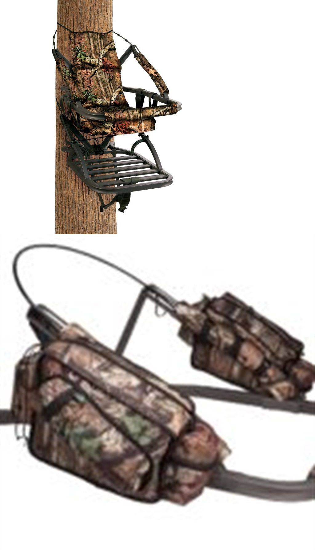 Blinds And Treestands 177909 Summit 81565 Viper Deluxe Sd Climbing Tree Stand W Free Side Bags 60 It Now Only 269 99 On Ebay