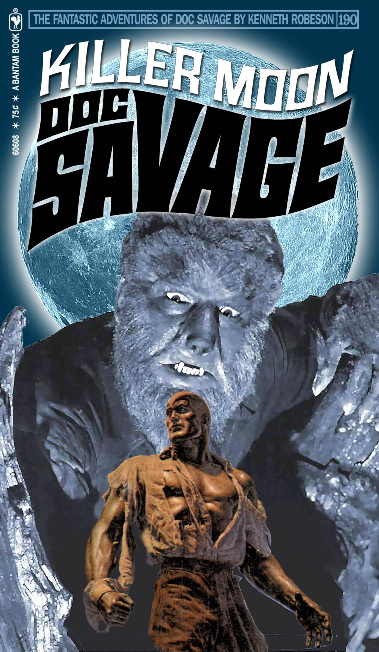 doc savage fantasy covers | Return to the Doc Savage Fantasy Cover Gallery