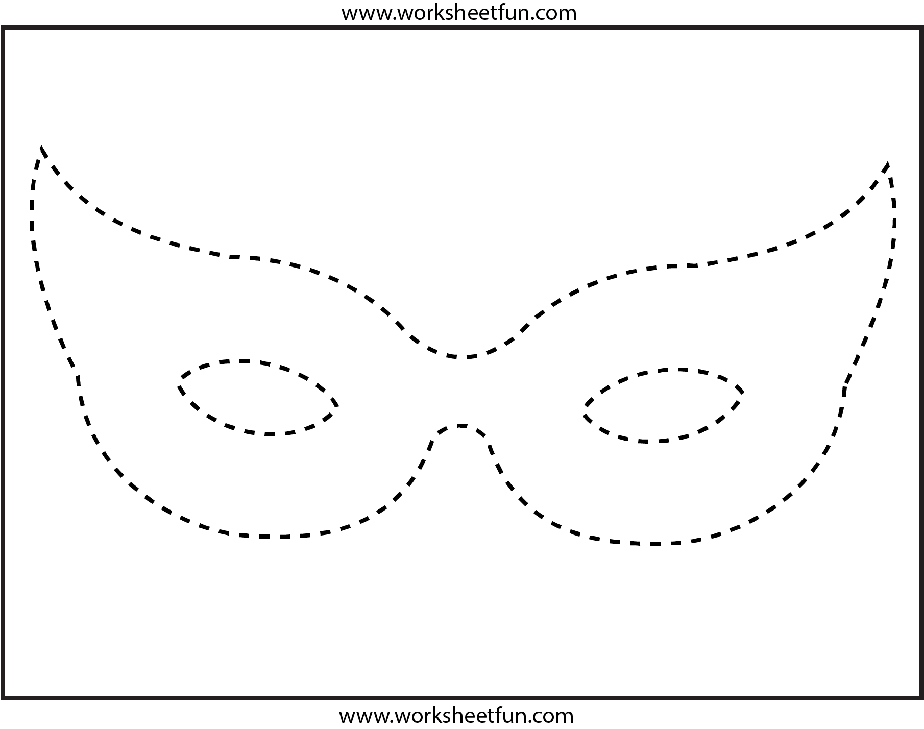 Picture Tracing - Mask