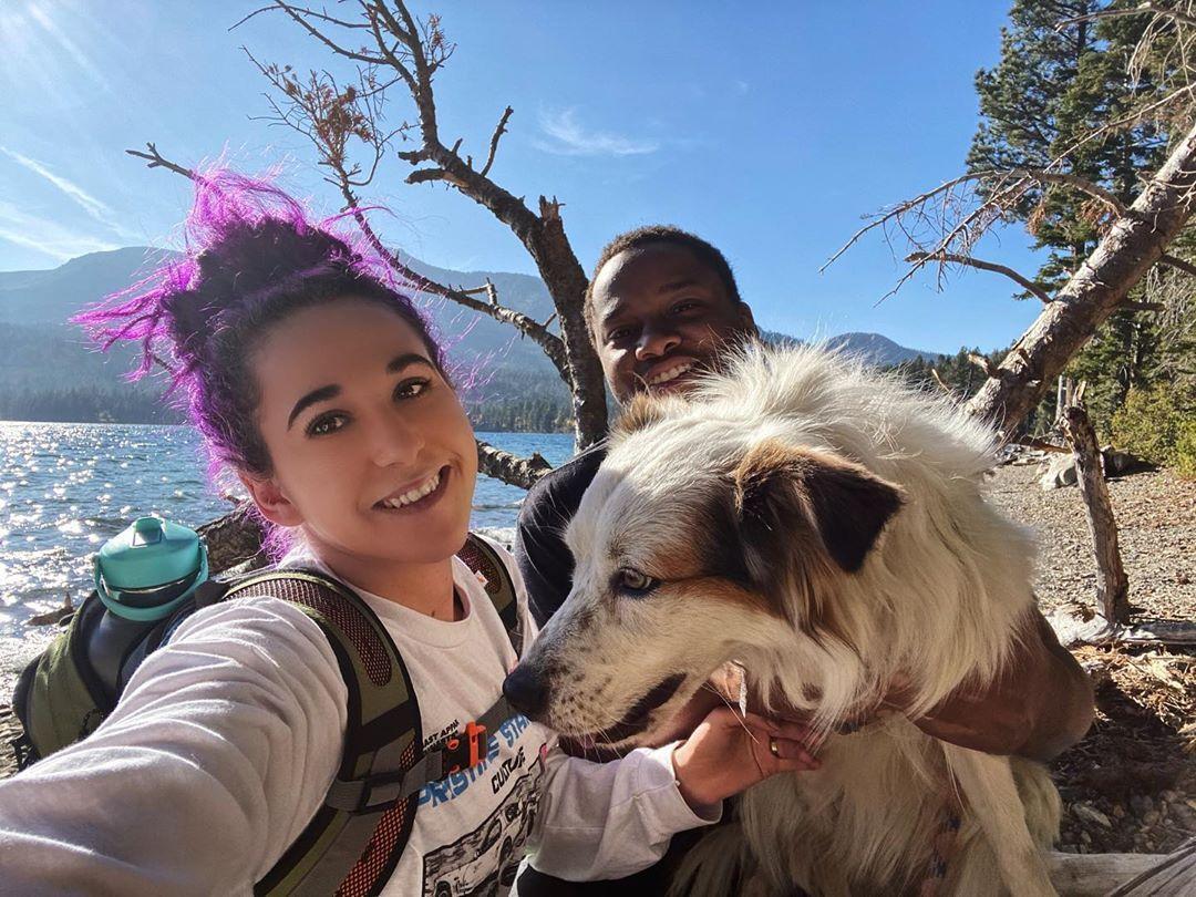 "Ciearra Kayliegh on Instagram: ""Lake Day with The Fam 💙 . . . . #morainelake #tahoe #tahoesouth #lakeday #california #saturdayvibes #weekendgetaway #vacationmode #vacay2020"""