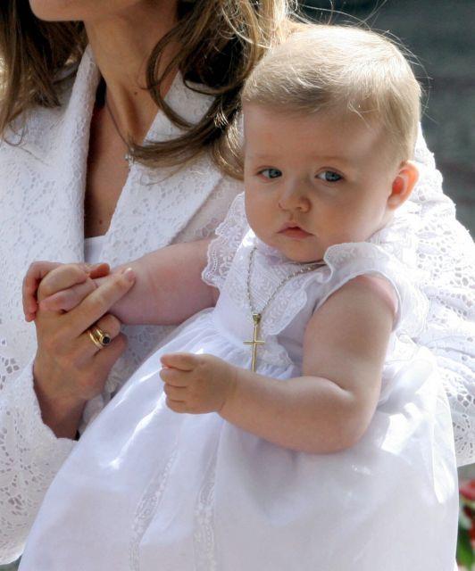 Cumpleaños de la Infanta Leonor   Qué.es   Princesas de españa, Leonor de  borbón, Bodas reales