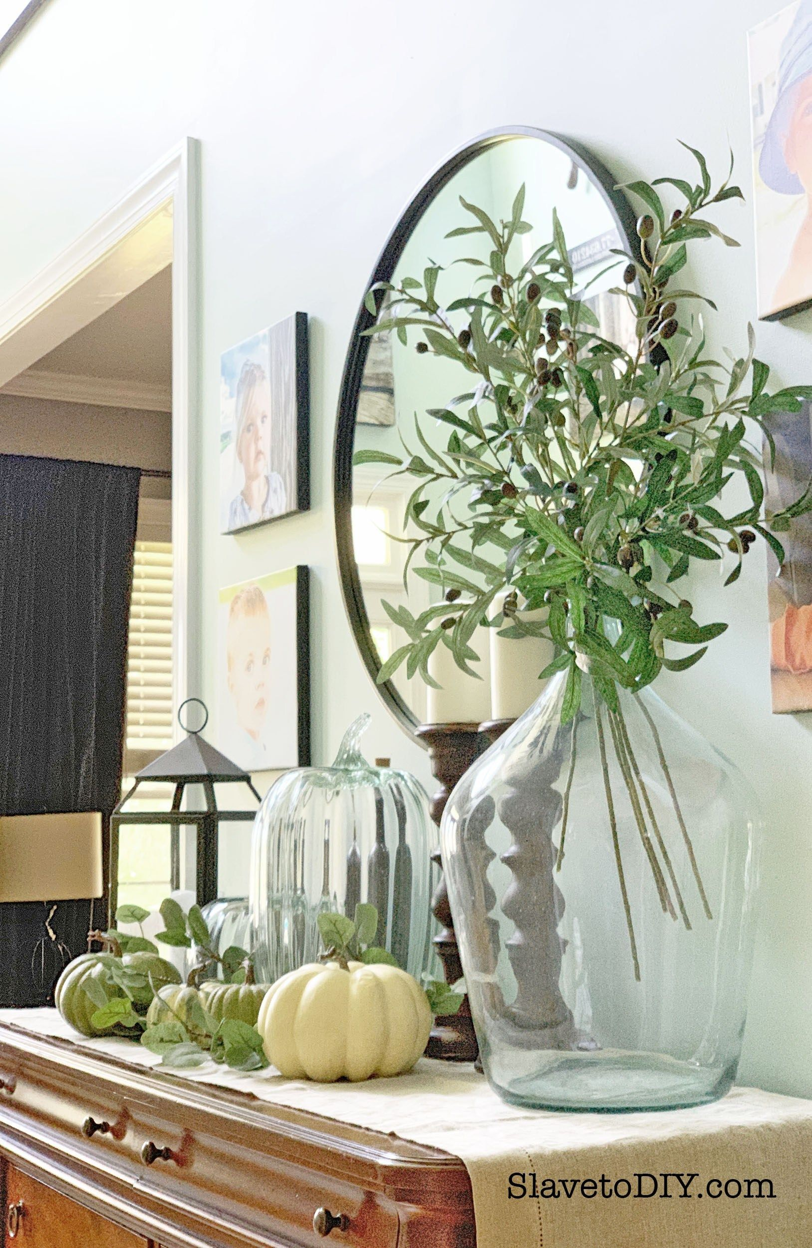 Mastering The Scene Fall Decorating On A Dime Fall Decor