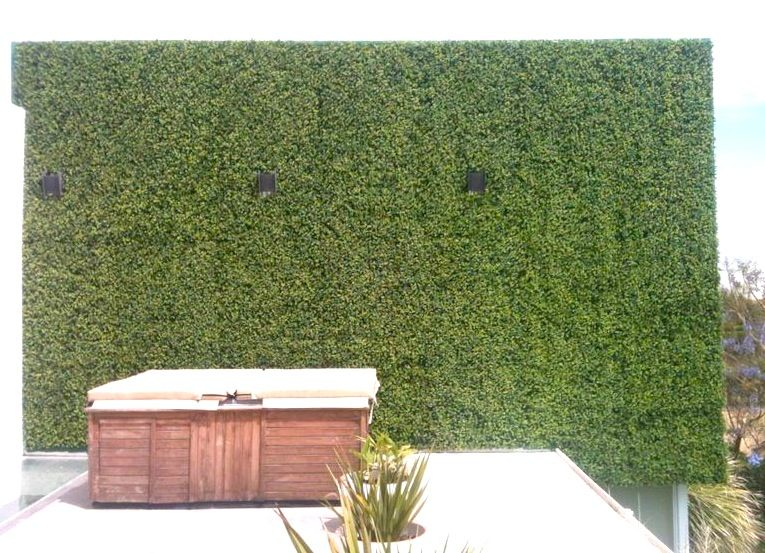 Pin de beevergreen en follaje artificial pinterest for Follaje para jardin