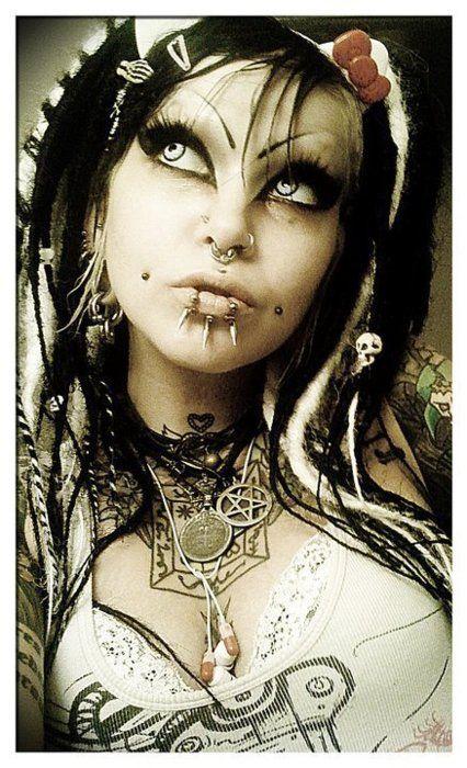 Maquillage travesti amateur clip