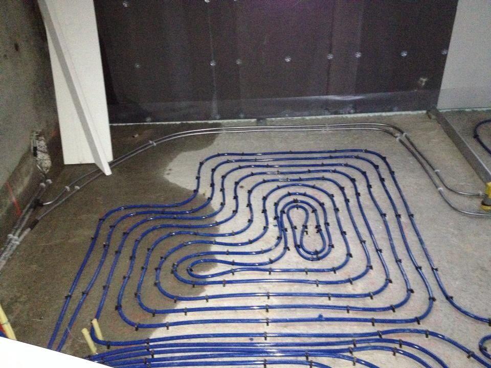 Vloerverwarming badkamer | Rijswijk buiten by Rijswijk Binnen ...