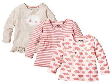fe2cda94e3 LUPILU® Baby Mädchen Langarmshirt | b a b y c l o t h e s | Baby ...