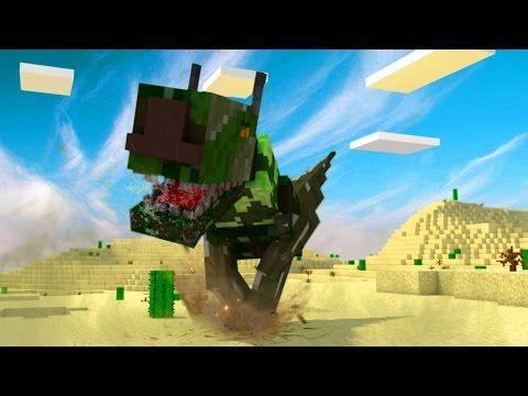 Minecraft Dinosaurs Part 2 First Fossils Youtube Jurassic