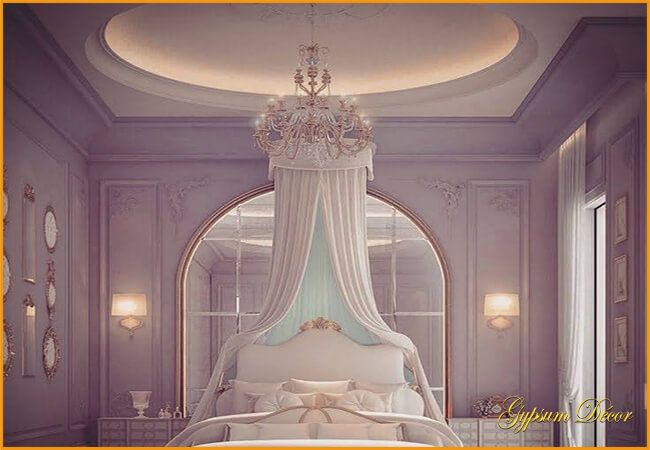 ديكورات جبس بورد غرف نوم Classic Bedroom Design Chic Master Bedroom Classic Bedroom