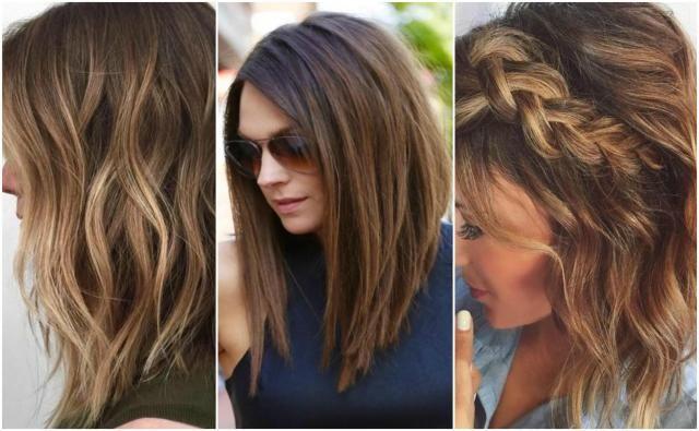 12 Pomysłów Na Stylowe Włosy Do Ramion Trendy 2019 Włosy