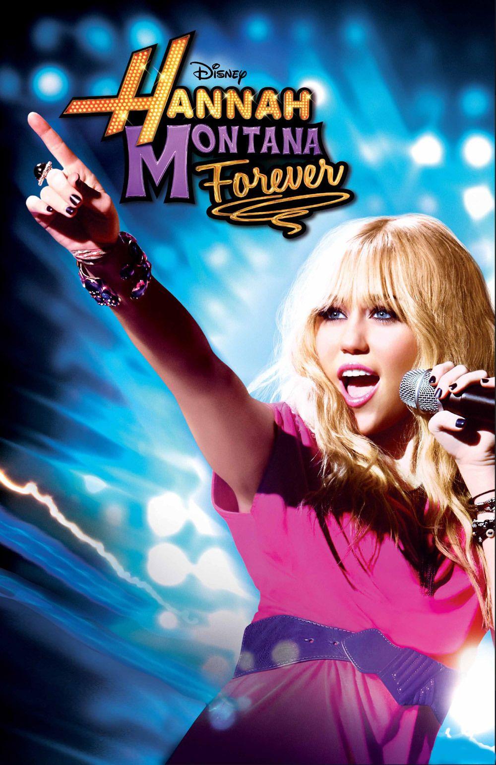 Hannah Montana Disney Channel Peliculas De Disney Pelicula