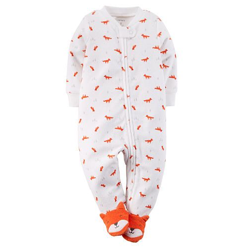 baby sleepers with foot detail - Google Search