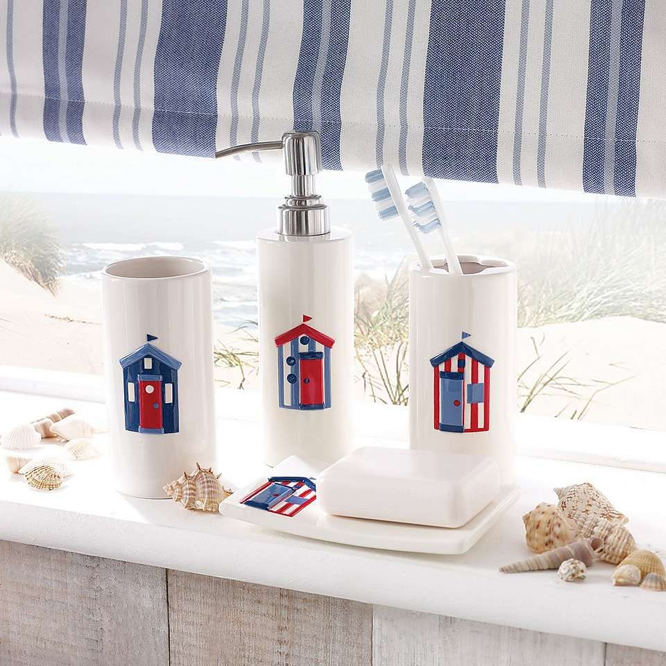 Beach hut toilet brush | Bathroom - downstairs | Pinterest ...