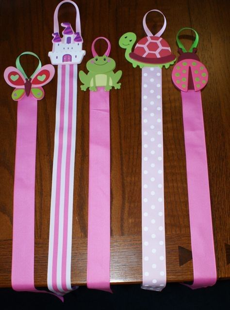 Display Hair Bow Holder Decorative Hair Bow Holders By