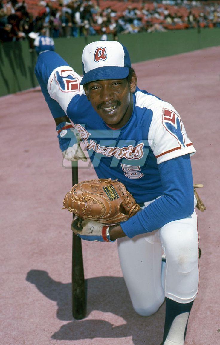 Dusty Baker Braves Baseball American Baseball League Mlb Uniforms