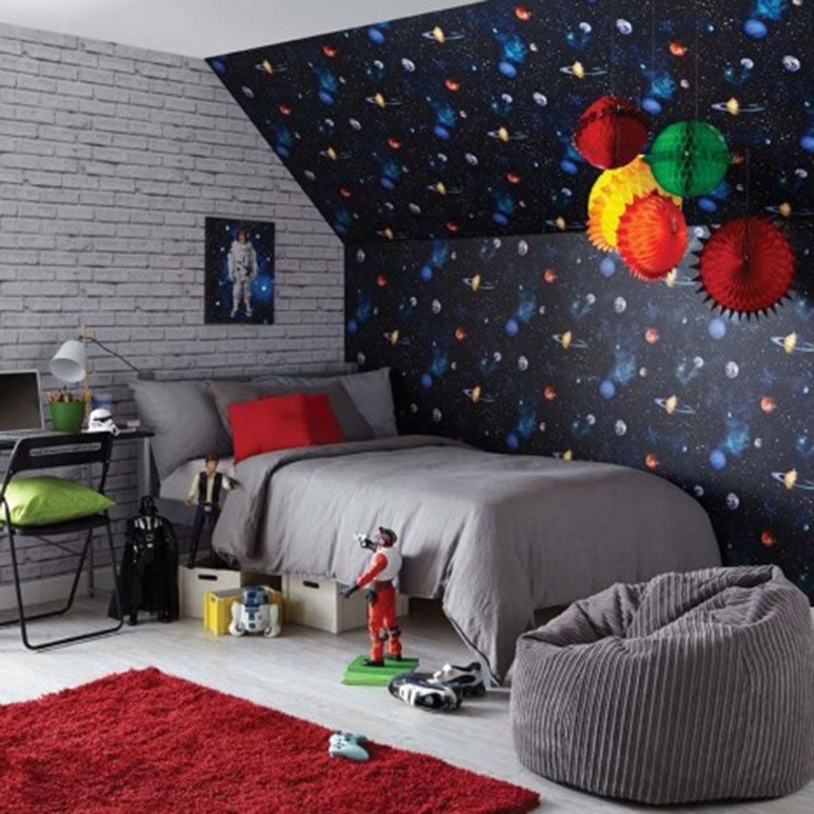 Arthouse Imagine Cosmos Space Childrens Wallpaper 668100