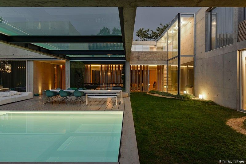 Live Between Four Pools In This Portugese Riviera, National Park Set Retreat