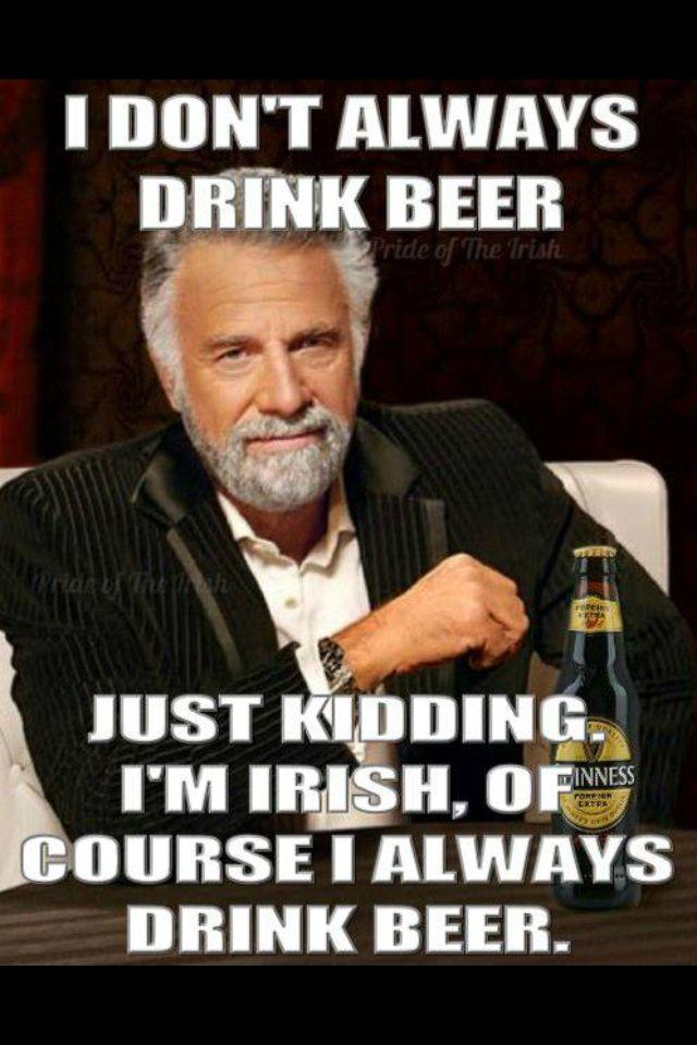 Mmmmm...beer