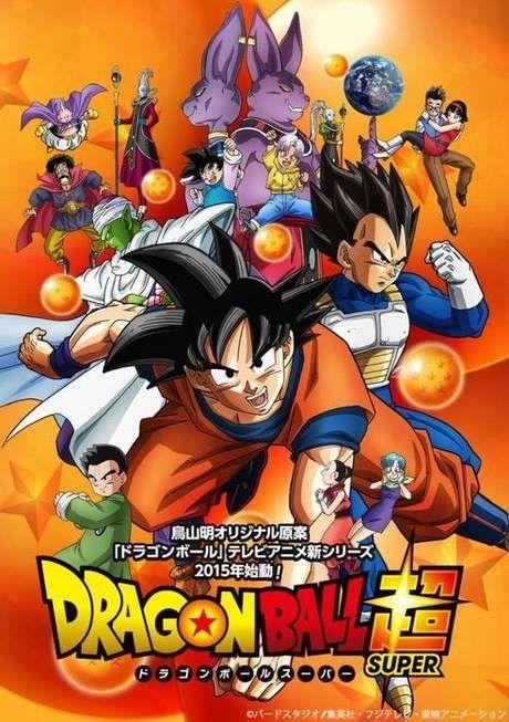 Eles Voltaram Dragon Ball Super Estreia No Japao Dragon Ball
