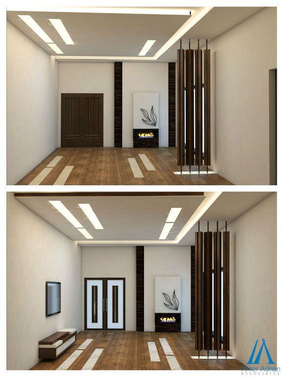 Livingroom 3d Design Options By Designers At Ameradnanassociates