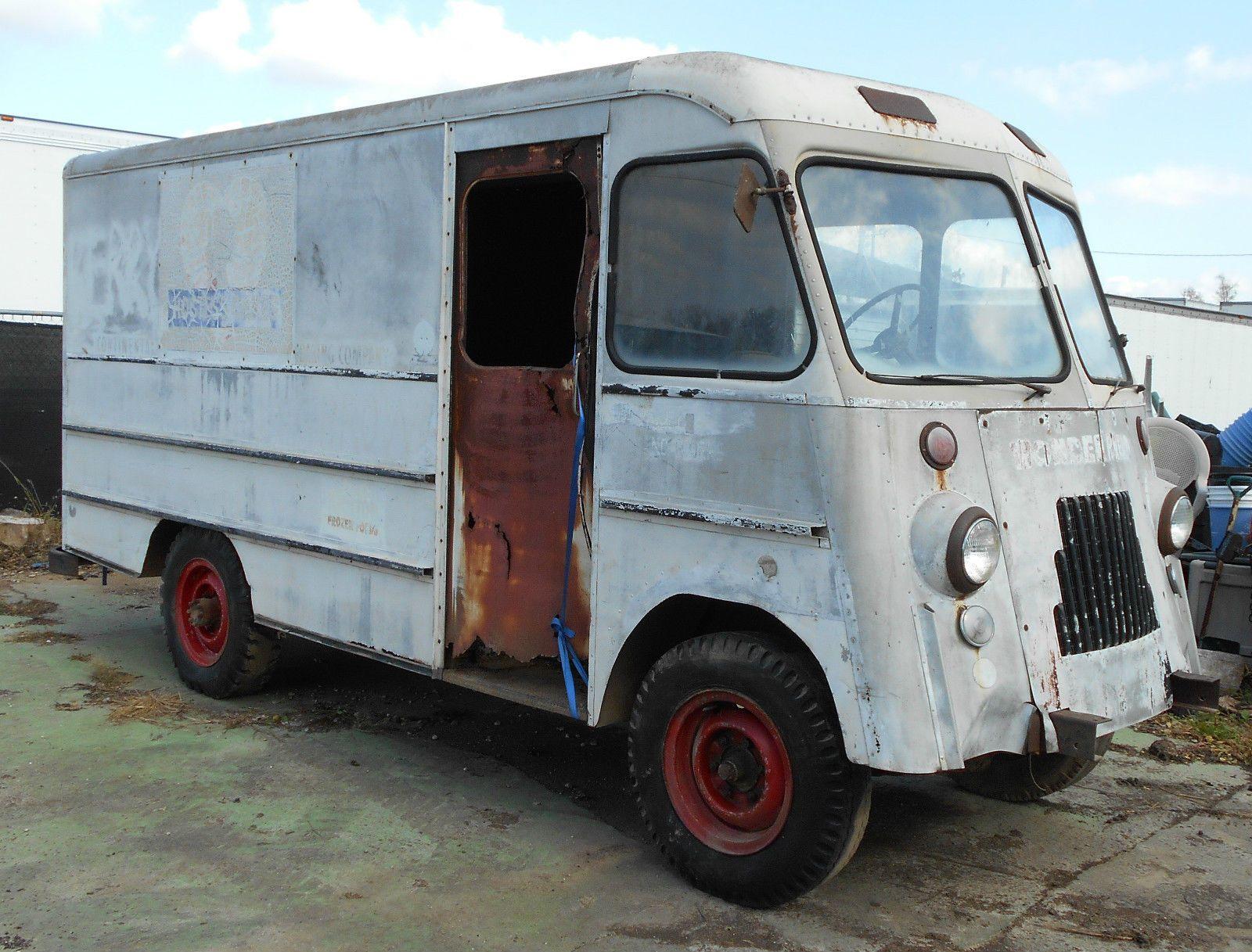 Pin On Vintage Step Vans
