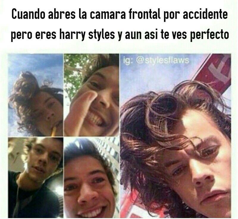 Pin De Jess J C En M E M E S D E 1 D Memes De One Direction Sonrisa De Harry Styles Fotos De Harry Styles
