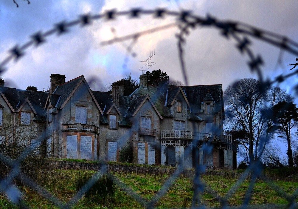 18 Creepy , Haunted or Abandoned Places in Europe