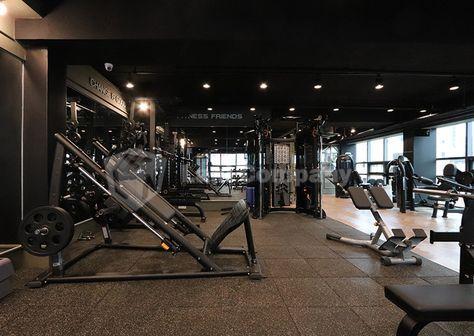 #잠원피트니스프렌즈 #휘트니스 #인테리어 #헬스장 #휘트니스인테리어 #fitness #interior
