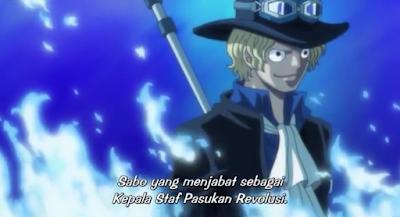 One Piece 880 Subtitle Indonesia Indonesia, Revolusi
