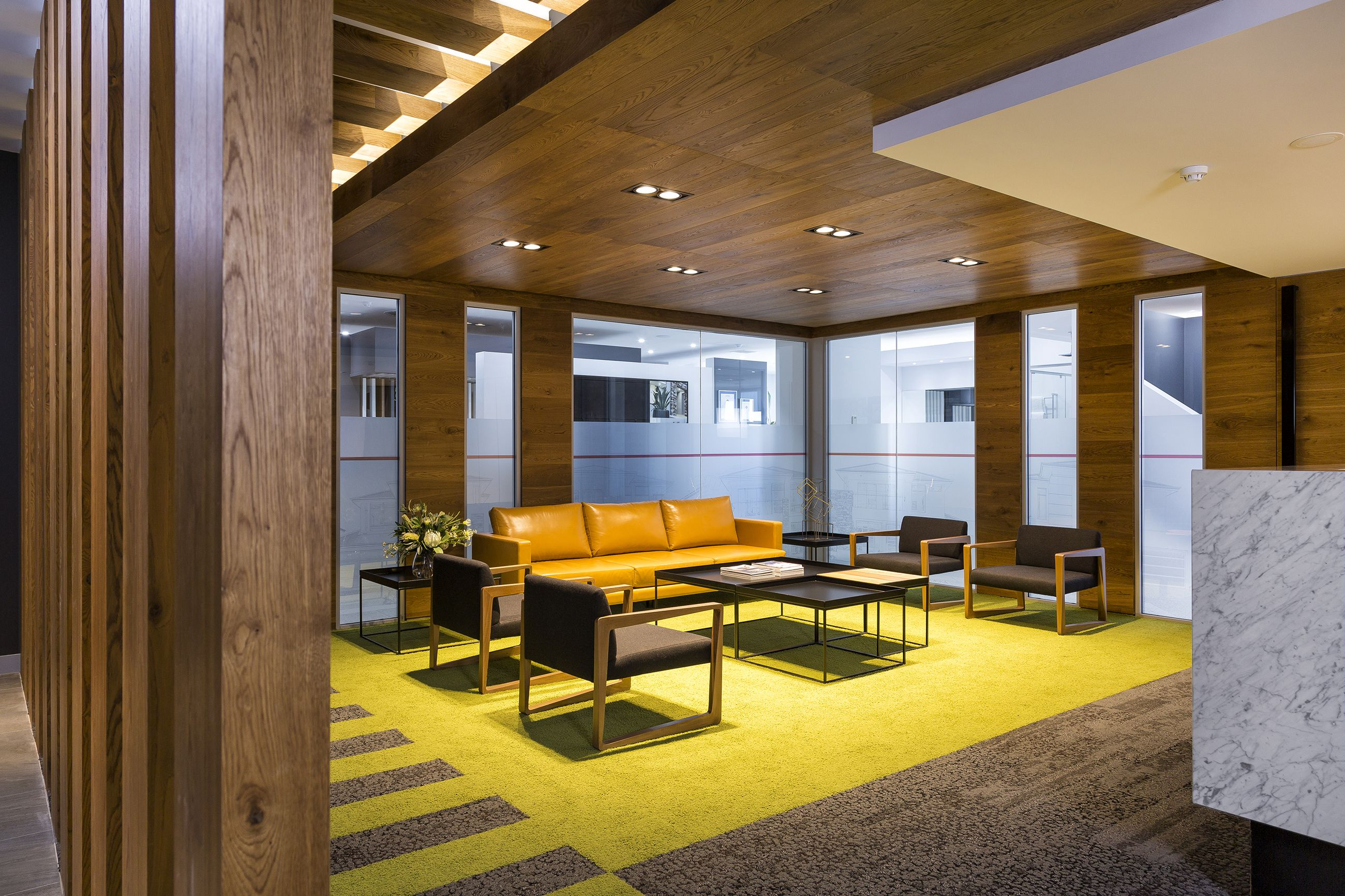 ben trager homes fit out by burgtec office furniture