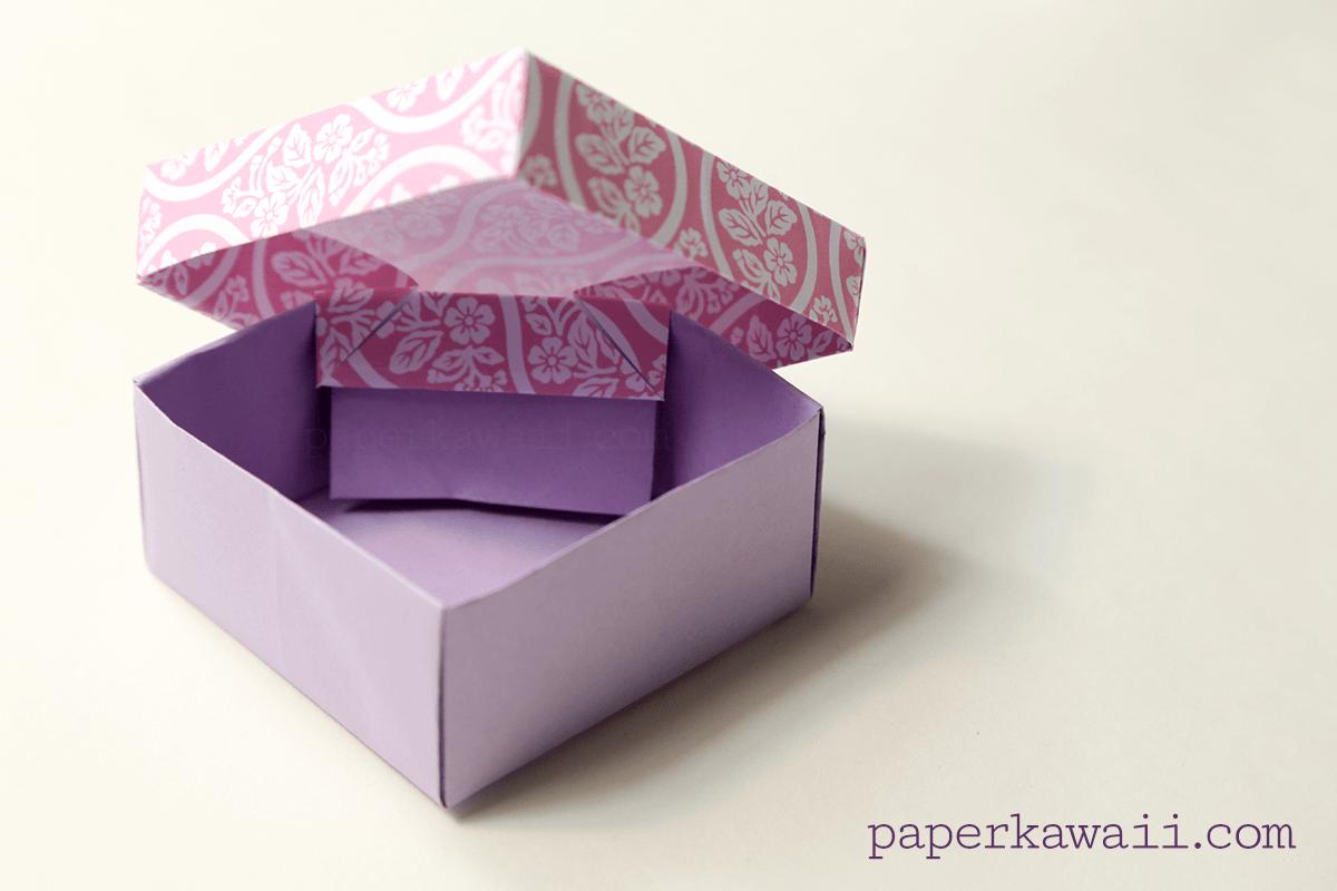 RECTANGULAR DIY ORIGAMI BOX. — Gathering Beauty | 800x1200