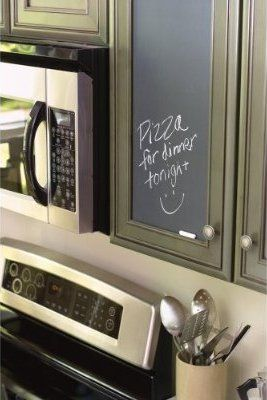 Joie De Vivre Gray Chalkboard Chalkboard Wall Decal Kitchen