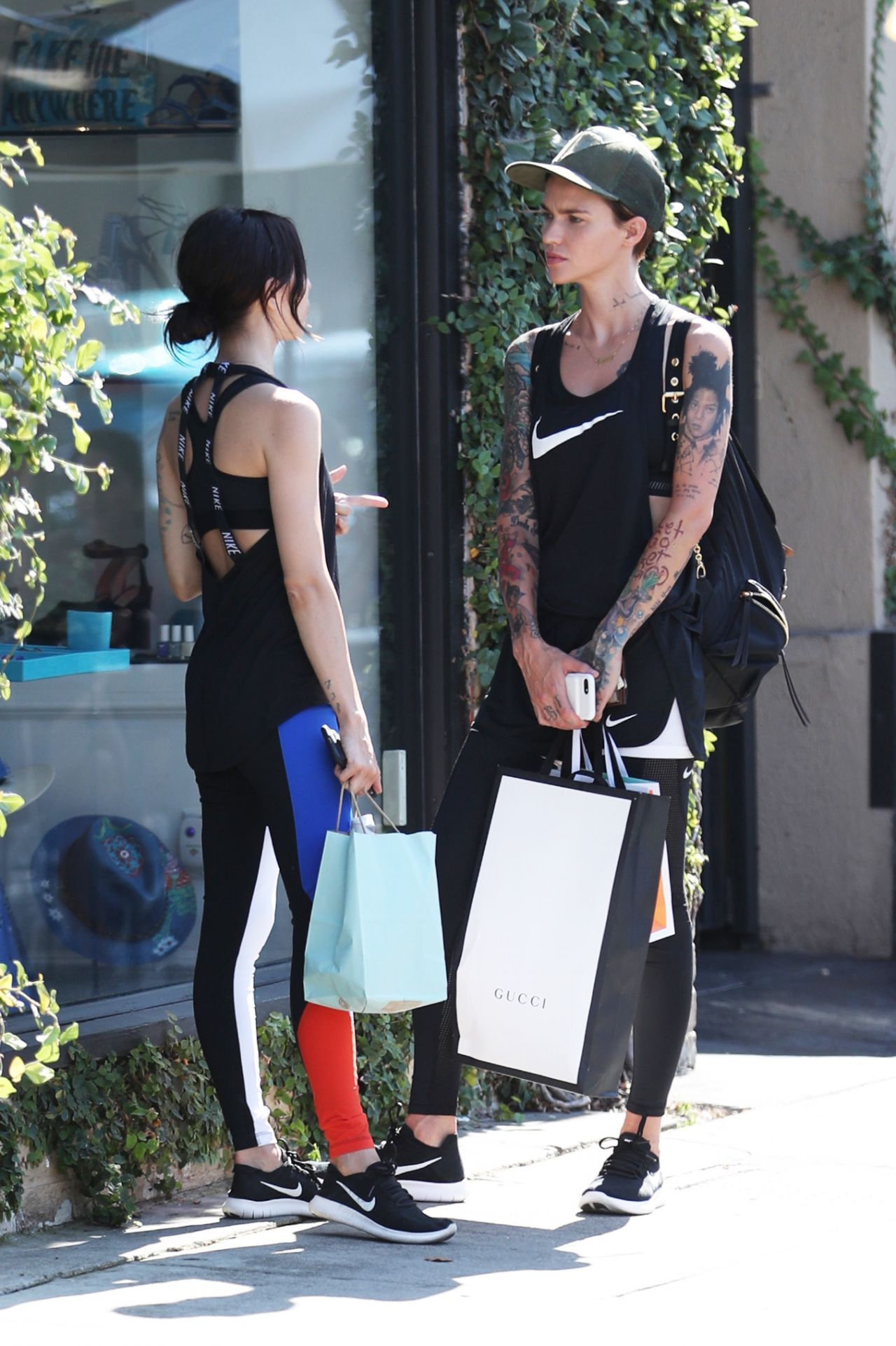Hollywood Rubyrose Ruby Rose Out In West Hollywood Ca 0712