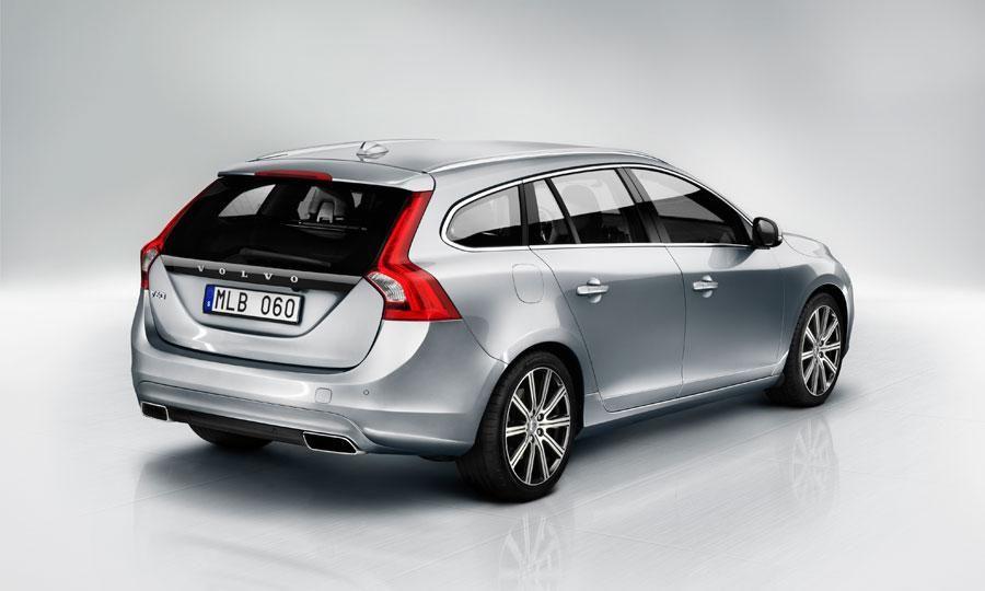 Volvo station wagon 2014