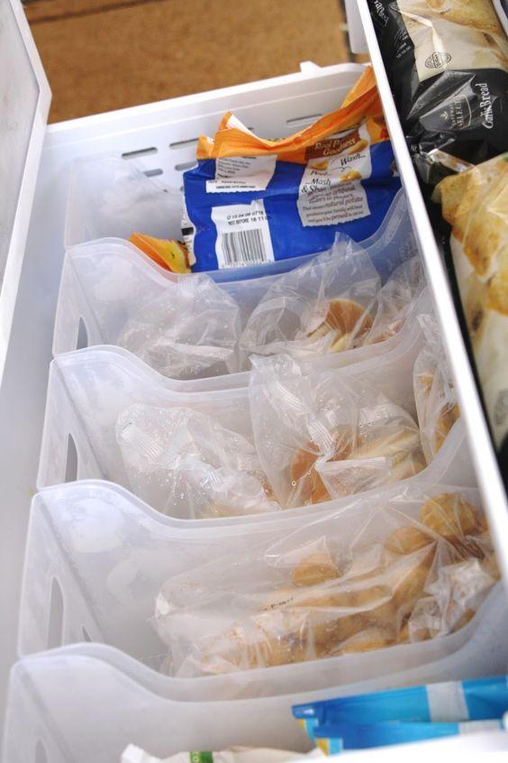 Trucos Para Organizar El Congelador La Lista De Mi